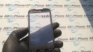 Сенсорный экран Nomi i401 Spark черный