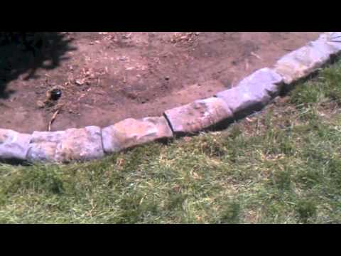 landscaping Colorado Springs with A Better Edge lawn and Garden borders
