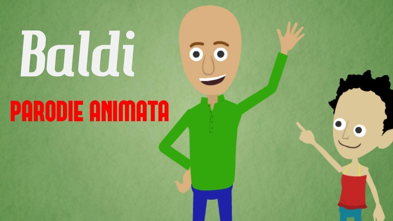 Baldi (Parodie Animată)