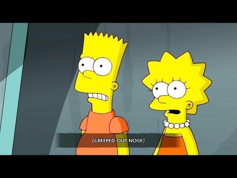 Прохождение The Simpsons Game с переводом часть 6 - Матрица Паролей [HD 1080p]
