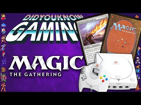 Magic: The Gathering - Did You Know Gaming? Feat. Dazz (MTG)