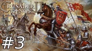 [Crusader Kings II] le Duc qui voulait devenir Roi (Saison 2) - Ep 3
