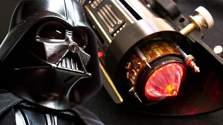 What Happened to DARTH VADER's LIGHTSABERS?