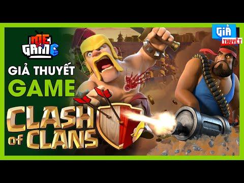 Giả Thuyết Game: Clash of Clans - Cuộc Chiến Xếp Nhà Xuyên Thế Kỷ | meGAME