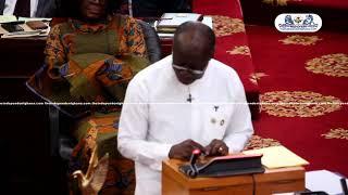 "2019 Budget: ""A stronger economy for jobs and prosperity"" -  Ken Ofori-Atta announces budget theme"