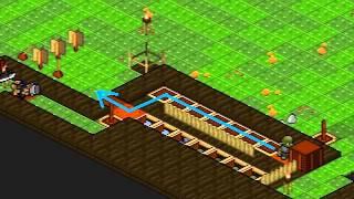 Gnomoria - Looping Hatch Trap