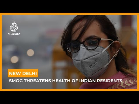 Analysis: New Delhi smog threatens health of residents
