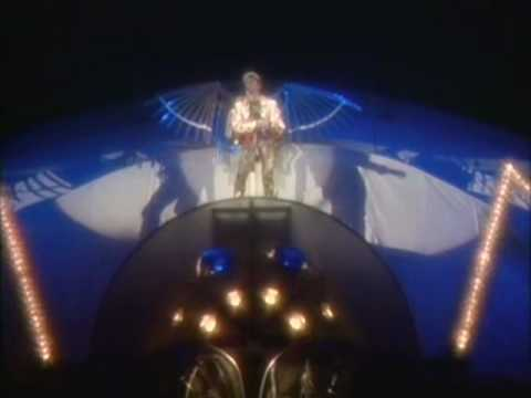 DAVID BOWIE- TIME - LIVE GLASS SPIDER TOUR 1987