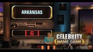 It Was Arkansas | Celebrity Name Game
