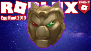 Wie man das Ei der Idole - Temple Thieves - Roblox Egg Hunt 2019 GUIDE