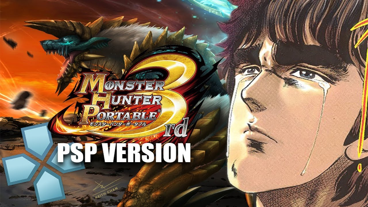 Monster Hunter Portable 3rd (PSP Version, not the HD Version) on PPSSPP  1 5 4