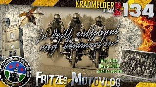 Zu dritt entspannt nach Pommerland ✫ Was Fritze, Nobbe & Uwe nach Polen treibt ✫ Zeitreise ◙ MV134