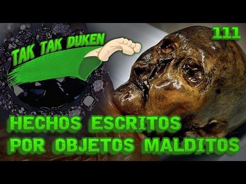 Tak Tak Duken - 111 - Hechos escritos por Objetos Malditos.