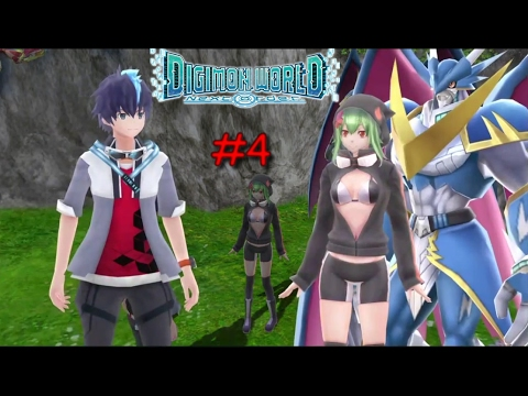 [DIRECTO] Digimon World Next Order Ep4: Rina Shinomiya, Best Waifu