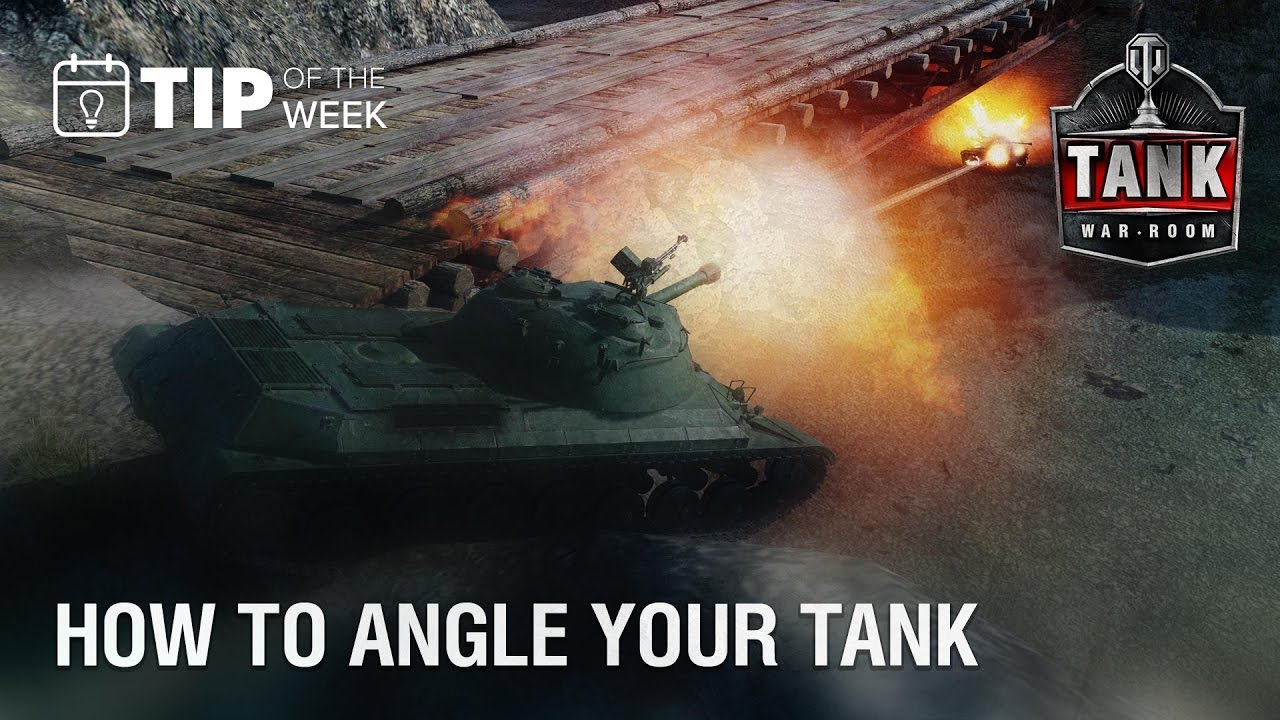 How to Angle for Better Armor in World of Tanks | AllGamers