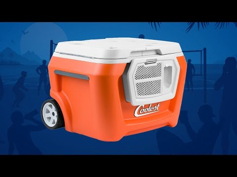 The Coolest Cooler Complete Unboxing Amp Independent R
