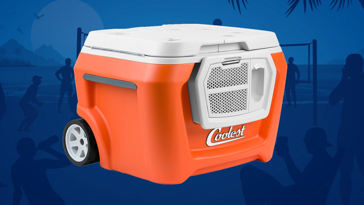 Cool it with the Hottest Coolers - mamachallenge   Real