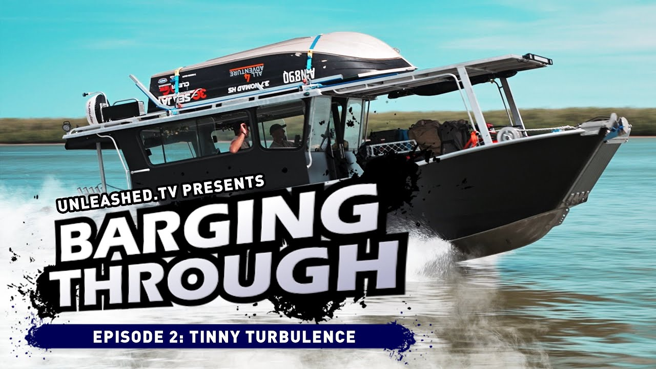 🔥 OUR 400HP MONSTER BARGE IS UNLEASHED — Episode 2 is AVAILABLE NOW!!