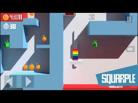 Squarple - Gameplay Trailer