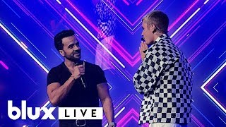 Justin Bieber Despacito Purpose Tour Live Ft Luis Fonsi BLUX