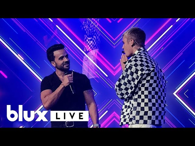 Justin Bieber - Despacito (Purpose Tour Live) ft. Luis Fonsi #BLUX