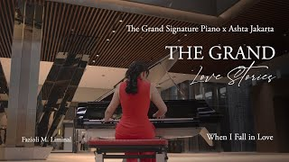 The Grand Love Stories, ep. 7: the epic love - When I Fall In Love