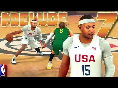 NBA 2K17 XB1 Prelude #7 - USA TEAM / Killer Crossovers