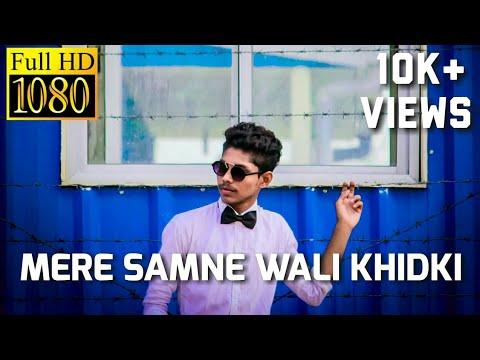 Mere Samne Wali Khidki - IMRAN AF SK (karan Nawani)(Dance Cover)(Hindi Old Songs)