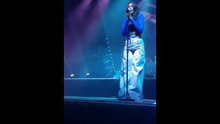 """Dua Lipa Performs """"Begging"""" at The Self Titled Tour Day 5"""