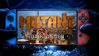 Mutant Year Zero: Road To Eden   Nintendo Switch Announcement Trailer