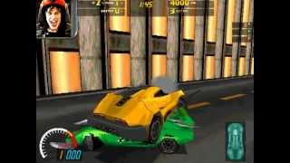 Carmageddon german PC gameplay