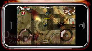 Alive 4 ever iPhone game trailer HD