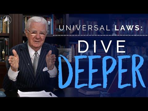Universal Laws: Dive Deeper | Bob Proctor
