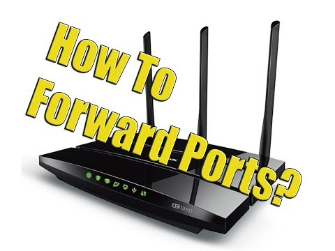 How To Forward Ports on Tp-Link Routers New Archer Models (The Latest Guide  On New Firmware Version)