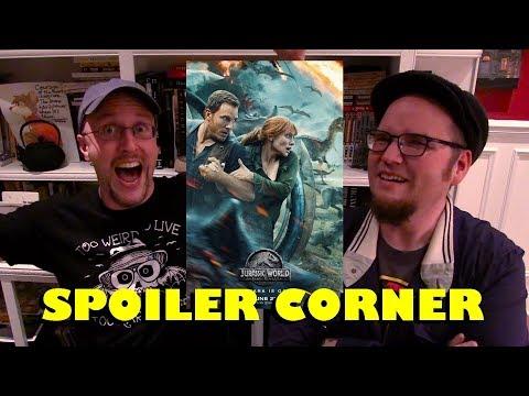 Jurassic World: Fallen Kingdom - Spoiler Corner