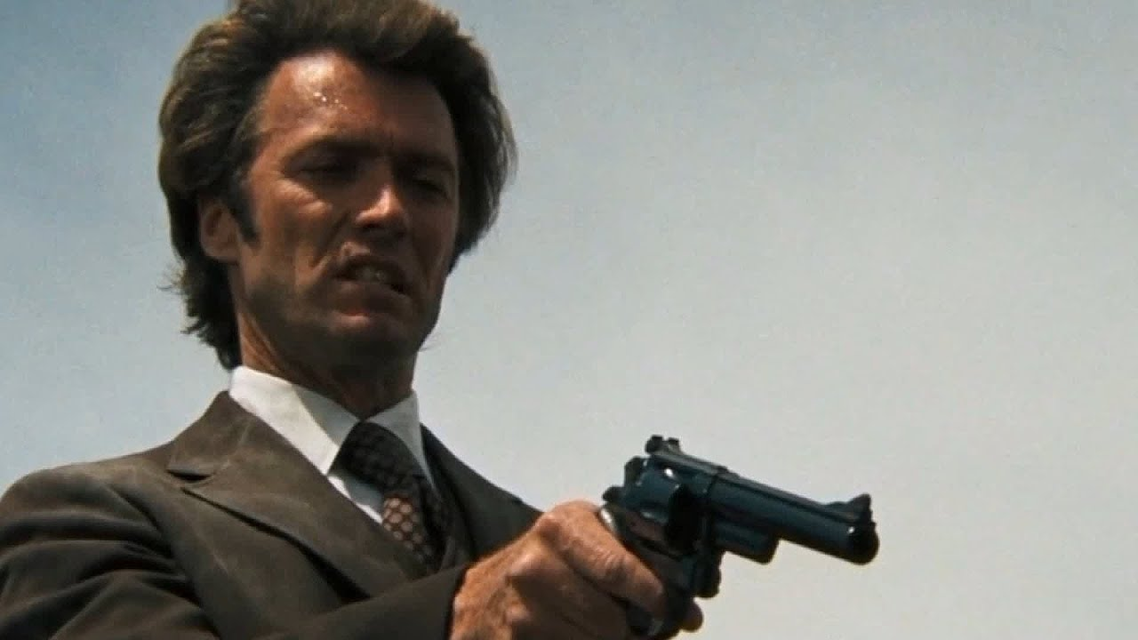 dirty harry speech