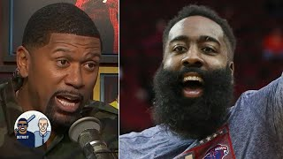James Harden is going to erupt for like 98 points in a game this year - Jalen Rose | Jalen & Jacoby
