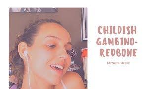 Childish Gambino - Redbone| cover by MyNameIsJeane