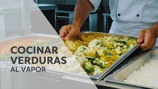 Receta: Cocinar verduras al vapor con el SelfCookingCenter de RATIONAL