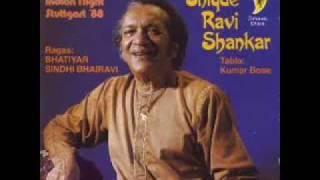 Pt. Ravi Shankar & Pt. Kumar Bose - Raga Sindhi Bhairavi