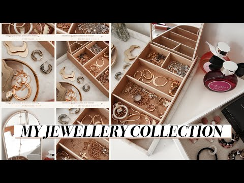 JEWELLERY ESSENTIALS TO OWN: My Entire Jewellery Collection (Minimal Wardrobe 101) | Mademoiselle