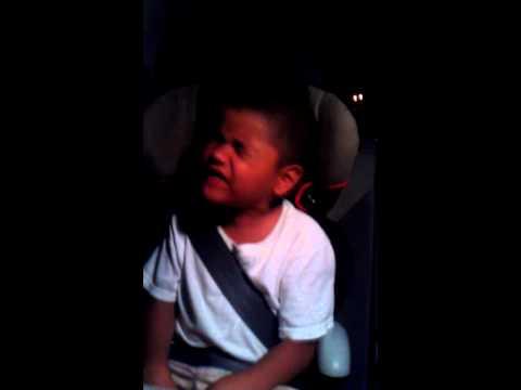 Jojo singing Power Trip by J.Cole Ft Miguel