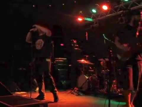 Disaster Strikes - All For Nothing @ Brighton Music Hall in Boston, MA (6/22/14)