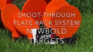 Newbold Shoot Through Plate Target Review