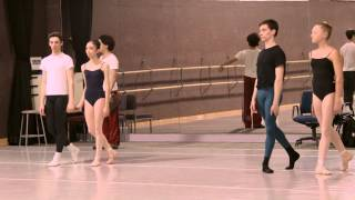 Exploring the Art of Choreography: CPYB FirstSteps 2014