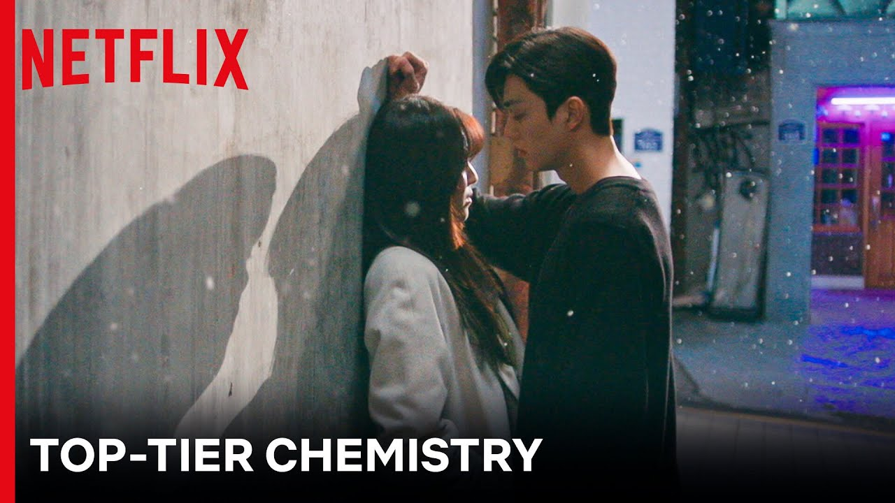 The Chemistry Between 🔥  Park Jae-eon and Na-bi 🔥  Is Sizzling!   Nevertheless   Netflix