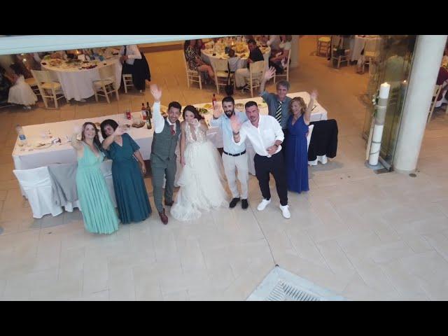 Dimitris & Dimitra Wedding in Paros island  26/6/2021                             www.topevents.gr