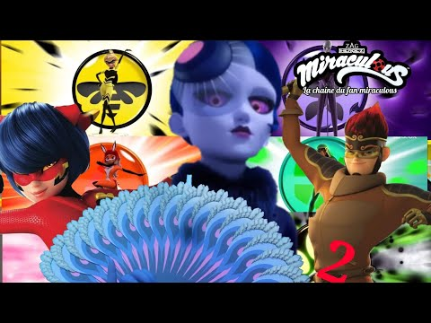 Miraculous All Transformations In 1 (2nd Episode)