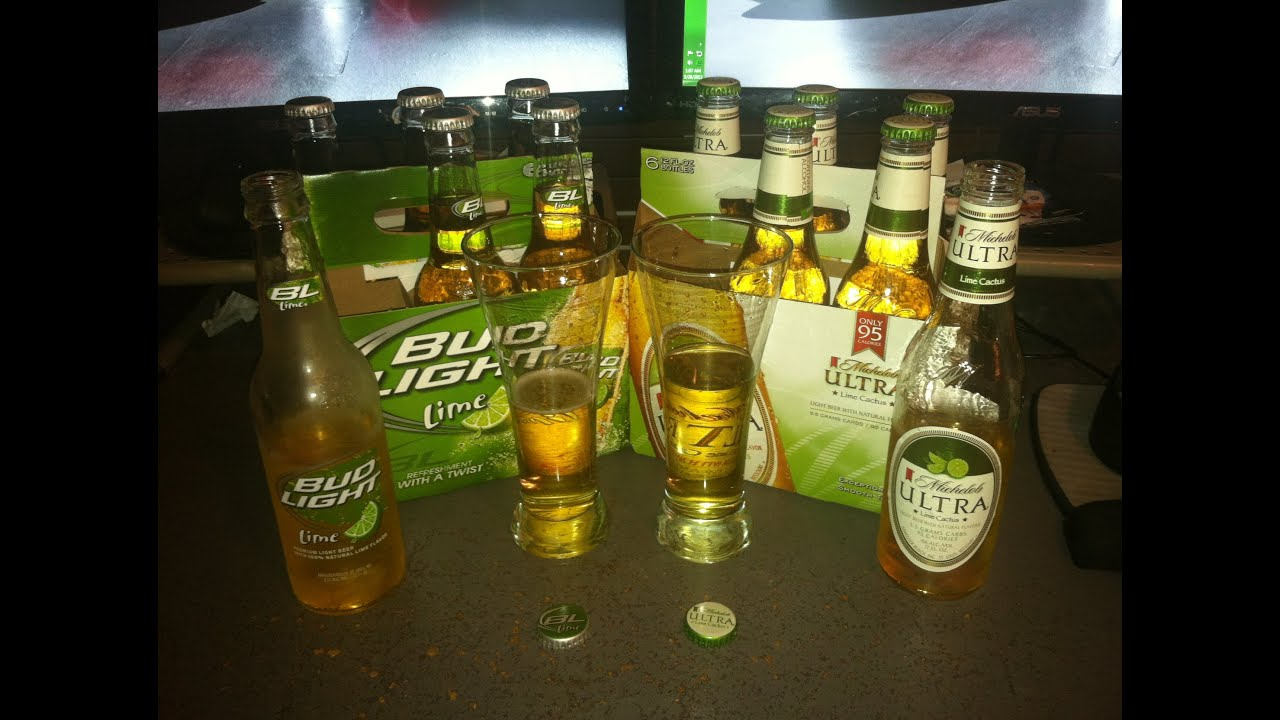 Bud Light Lime Vs Michelob Ultra Cactus Review