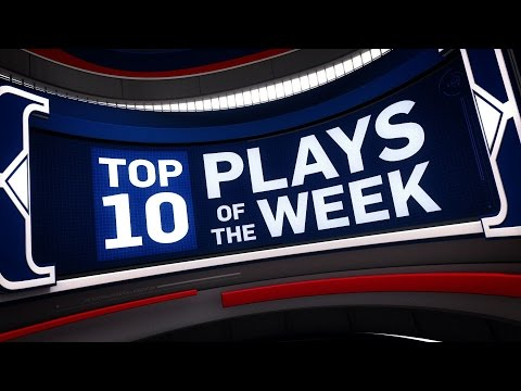 Top 10 Plays of the Week | March 12, 2017 – March 18, 2017